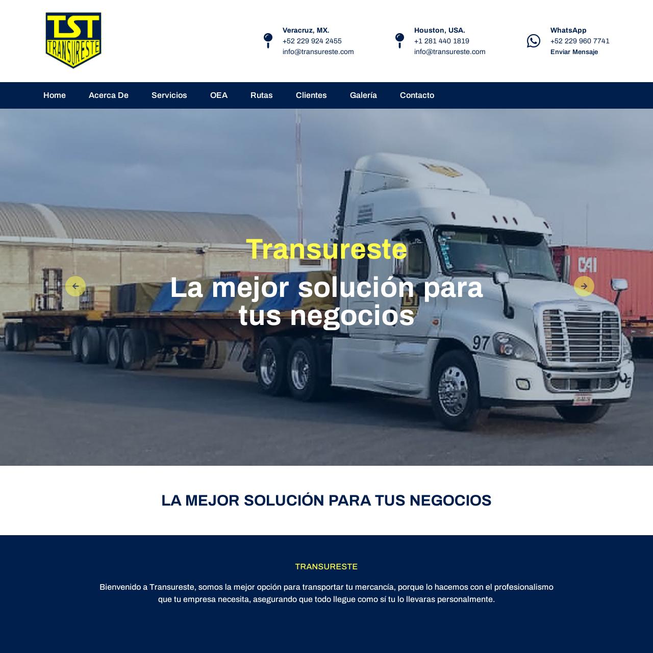 www.transureste.com